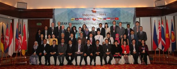 The 1st Session of the ASEAN Community Statistical System (ACSS) Committee