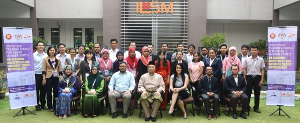 Training for AMS on Seasonal Adjustment and Business Survey Methodology