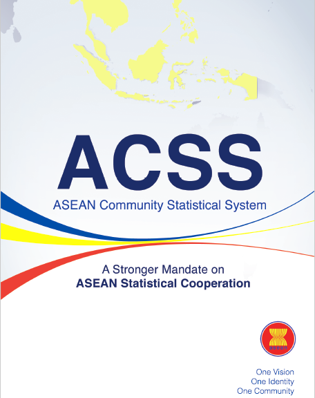 ACSS - A Stronger Mandate on ASEAN Statistical Cooperation