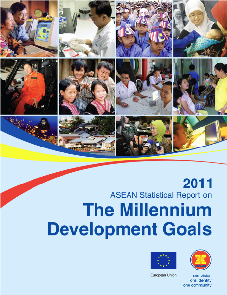 ASEAN Statistical Report in MDG 2011