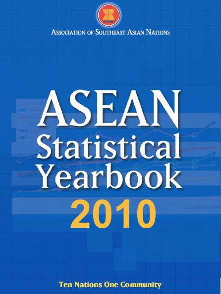 ASEAN Statistical Yearbook 2010