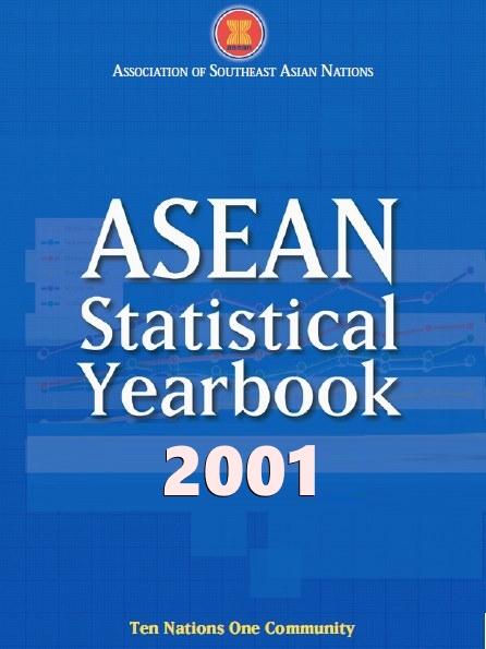ASEAN Statistical Yearbook 2001