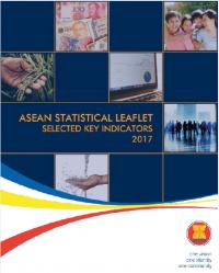 ASEAN Statistical Leaflet 2017 - cover
