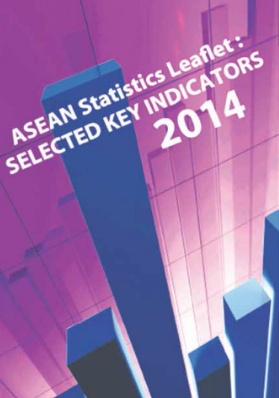 ASEAN Statistics Leaflet - Selected Key Indicators 2014